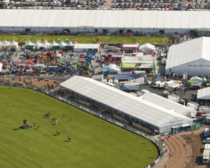 The Balmoral Agricultural Show