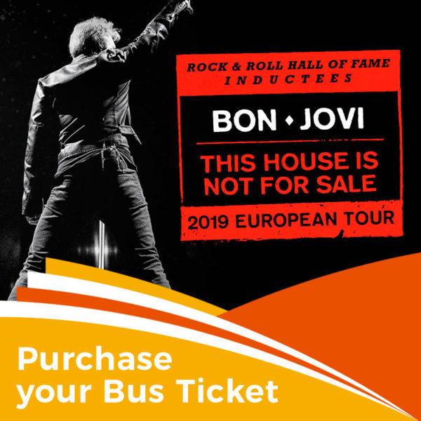 Bus to Bon Jovi concert