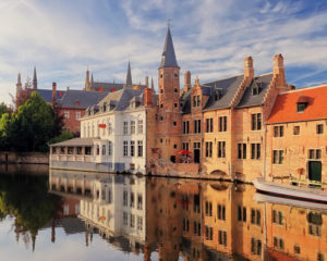 Beautiful Bruges & Bustling Brussels