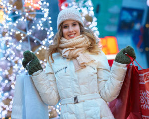 Luxury Christmas Shopping Trips