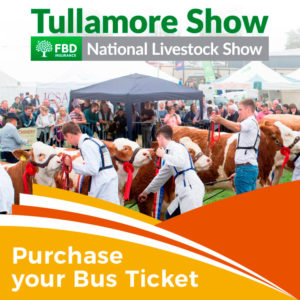 Tullamore Show – 11th August 2019
