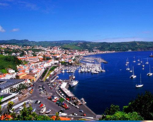 Azores, Madeira & Portuguese Cruise