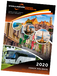 O'Callaghan Coaches brochure 2020