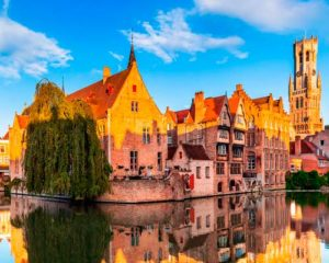 Beautiful Bruges & Brussels