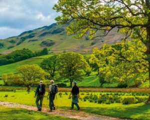 A Walking tour in the Wonderful Lake District