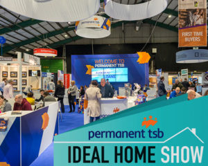 Permanent TSB Ideal Home Show