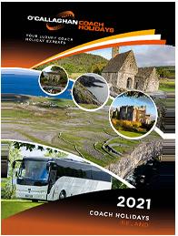 O'Cal;laghan Coaches brochure
