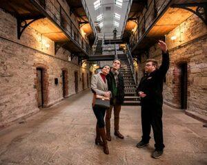 Cork City Gaol & The Butter Museum